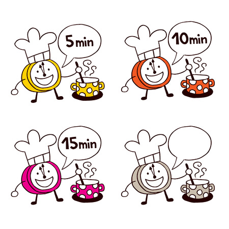cooking clock set