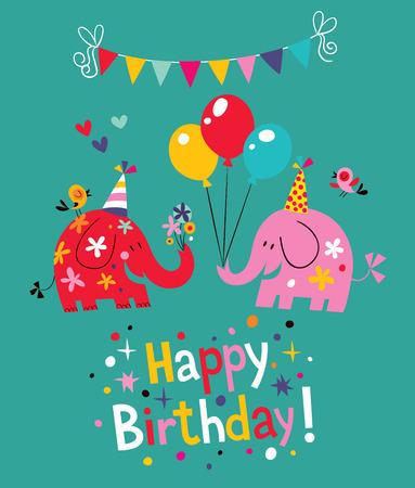 catchy: happy birthday card