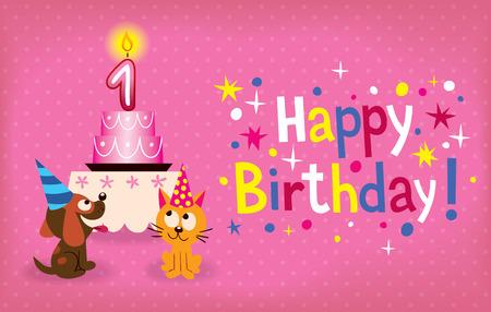 first birthday: Happy First Birthday