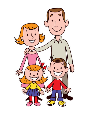 family: family Illustration