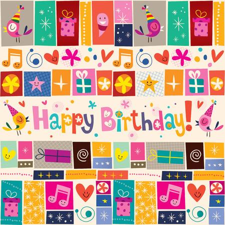 birthday party children: Happy Birthday
