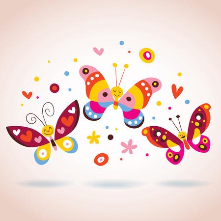 butterflies Imagens - 32227841