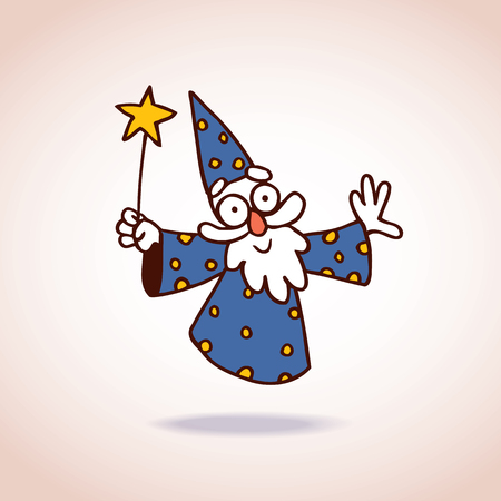 wizard character