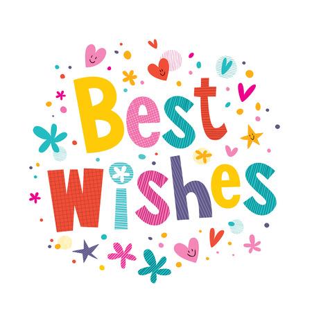 regard: Best Wishes
