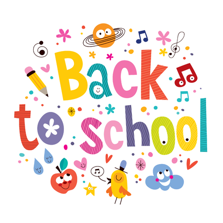 10 685 welcome back to school stock vector illustration and royalty rh 123rf com back to school clipart png back to school clipart png