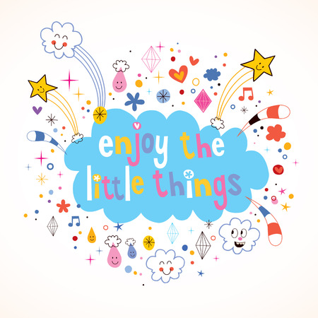 mindful: Enjoy The Little Things