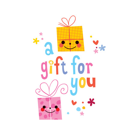 A gift for you Vector