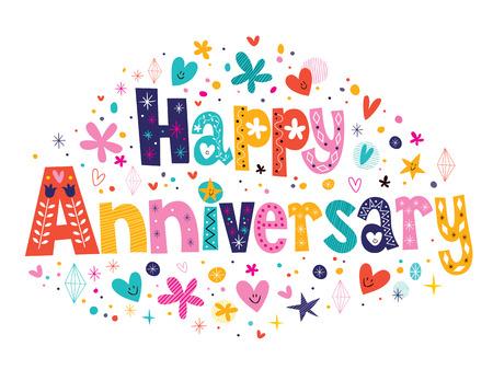 anniversary card: Happy Anniversary