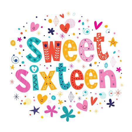 sixteen: Sweet Sixteen