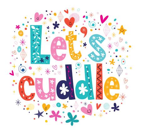 lets: Let s cuddle