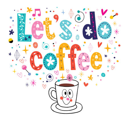 lets: Let s do coffee
