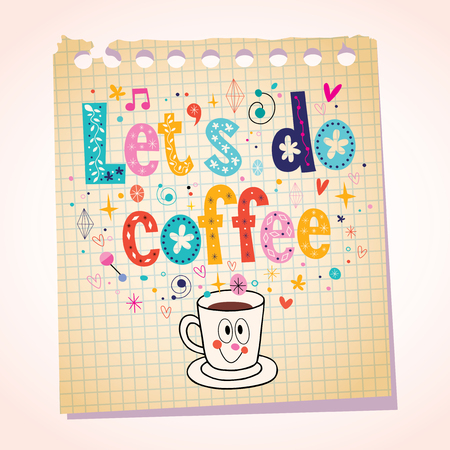 to let: Let s do coffee