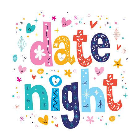 nacht: Datum Nacht Lizenzfreie Bilder