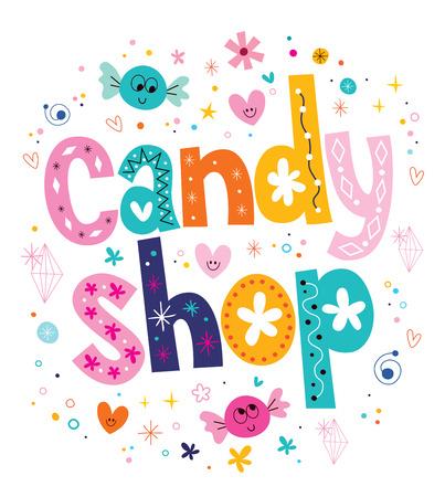 yummy: candy shop