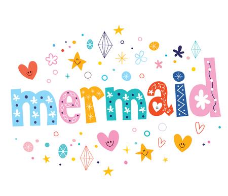 fairy tale mermaid: mermaid Stock Photo