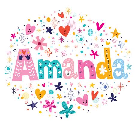 amanda: Amanda