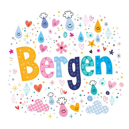 sensation: Bergen