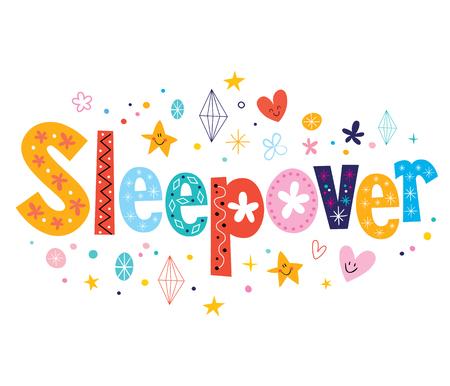 pajama: Sleepover