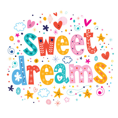 dream land: sweet dreams Stock Photo