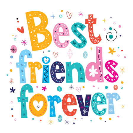 friend: Best friends forever