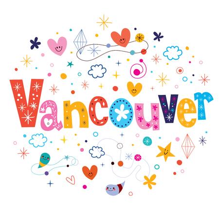 british columbia: Vancouver Stock Photo