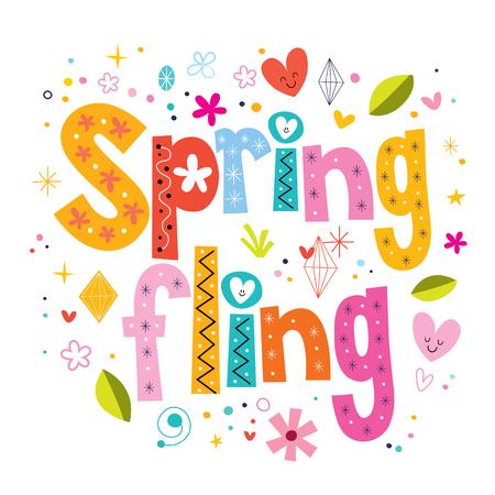 Lanzamiento de primavera Foto de archivo - 53482335