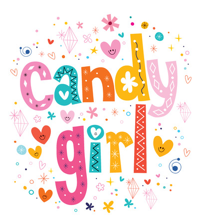 sweet stuff: candy girl