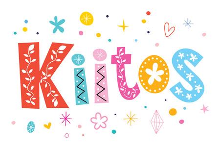 finnish: Kiitos - thank you in Finnish language