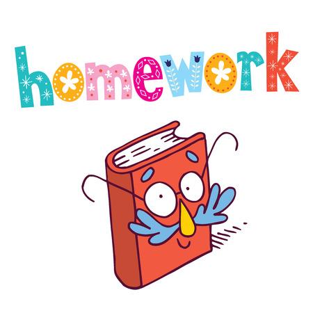 literary characters: homework