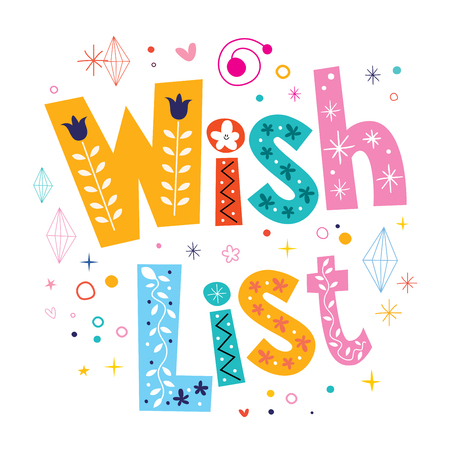 wish list: wish list