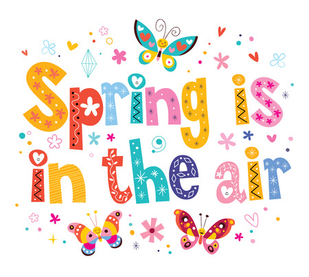funky: Spring is in the air