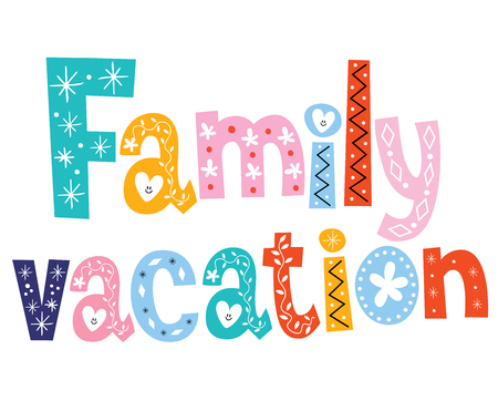 title emotions: Family vacation