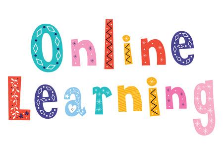 learning online: online learning Illustration