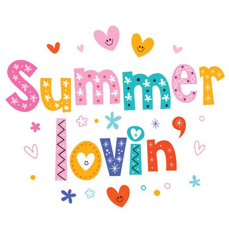 fling: summer lovin