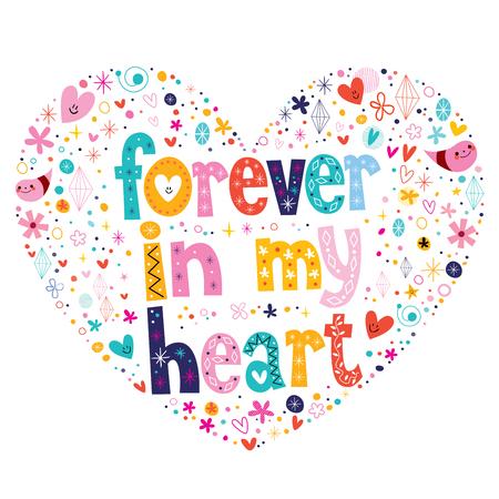 forever: Forever in my heart
