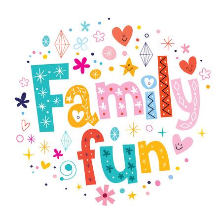 Family fun Zdjęcie Seryjne - 54720900