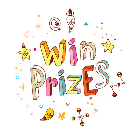 to win: win prizes