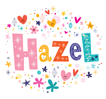 hazel: Hazel Illustration