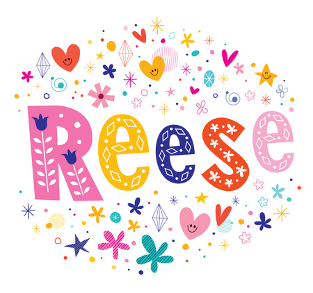 reese: Reese Illustration