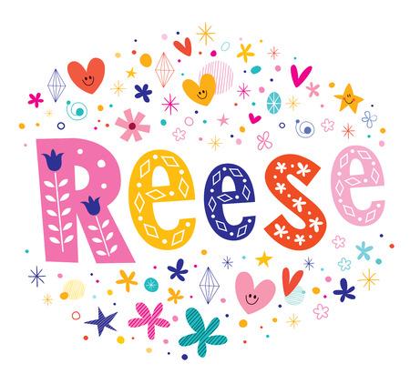 Reese 向量圖像