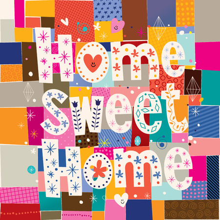 homely: home sweet home