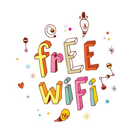 boardcast: Free wifi
