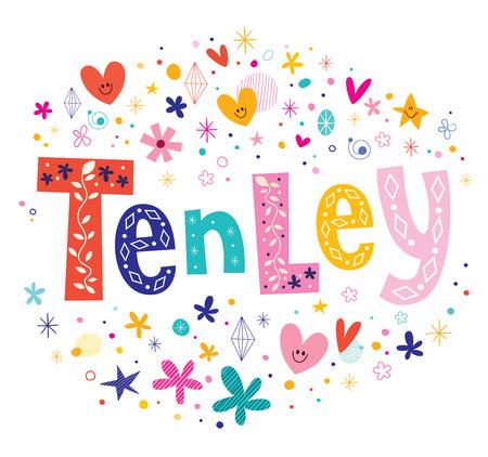 reese: Tenley Illustration