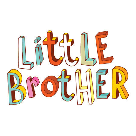 brother brotherhood: Little brother