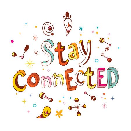 Blijf verbonden