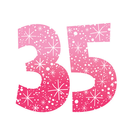 thirty five: number thirty five