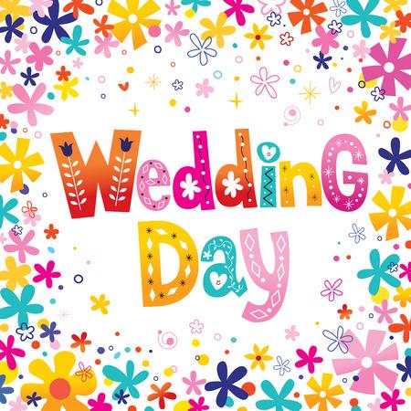wedding day: Wedding day