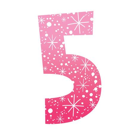 number five: number five