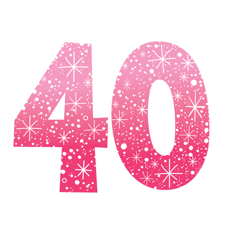forty: number forty