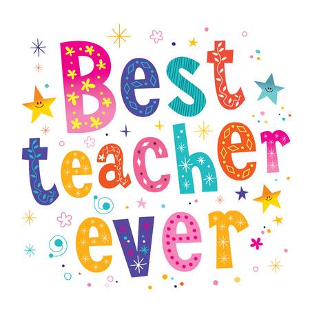 ever: best teacher ever